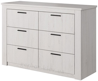 Cama Meble Finn 6S FI5 Chest Of Drawers Pine