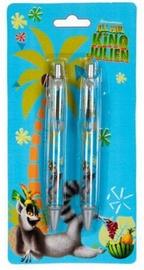 Lodīšu pildspalva Paso 00-3644PS, daudzkrāsains, 2 gab.