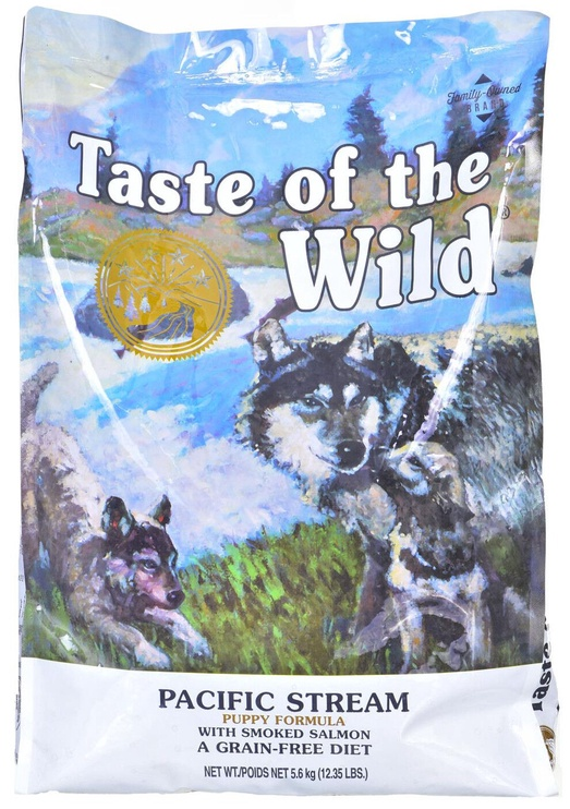 Taste Of The Wild Pacific Stream Puppy Smoked Salmon 5.6kg