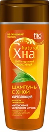 Šampūnas Fito Kosmetik With Henna Intensive Strengthening And Care, 270 ml