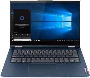 """Nešiojamas kompiuteris Lenovo ThinkBook 14s Yoga Abyss Blue 20WE0021PB Intel® Core™ i5, 16GB/512GB, 14"""""""