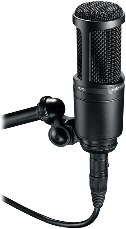 Микрофон Audio-Technica AT2020 Cardioid Condenser Microphone