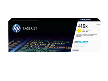 HP Toner 410X Yellow