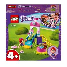 Konstruktors LEGO Friends Kucēnu rotaļlaukums 41396, 57 gab.