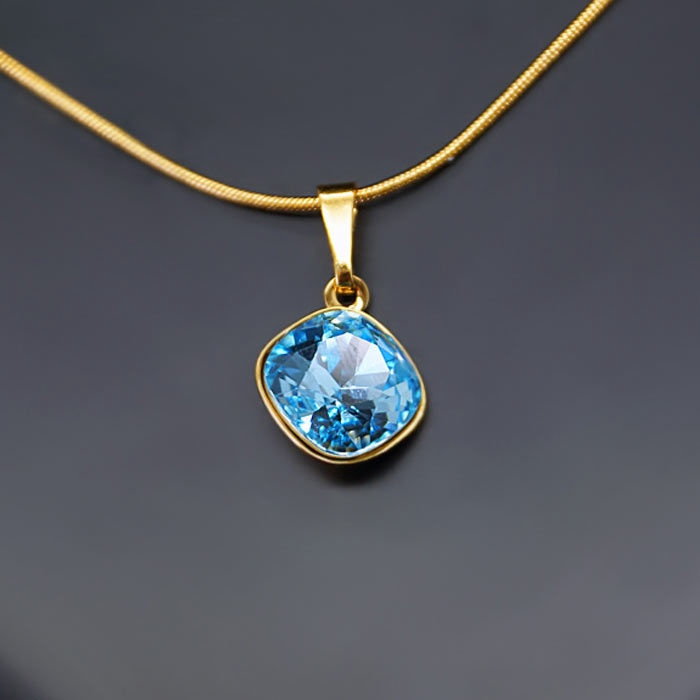 Diamond Sky Pendant Glare IV With Swarovski Crystals