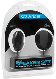 Cardo Scala Rider Thin Speaker Set 40mm