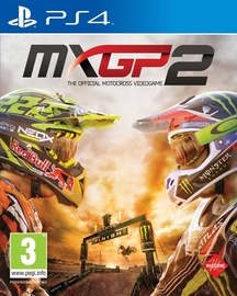 MXGP 2: The Official Motocross Videogame PS4