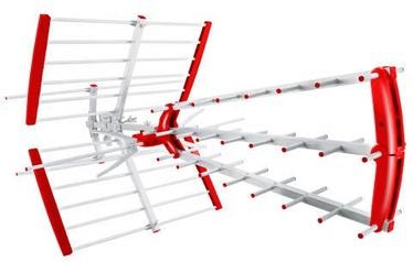 Maclean MCTV-910 TV Directional Aerial Antenna