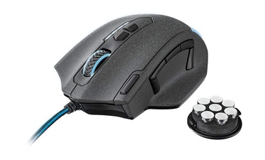 Kompiuterio pelė Trust GXT 155 Caldor