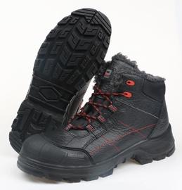 Ботинки Pesso, черный/красный, 42