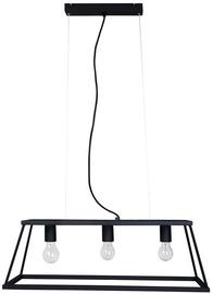 Verners Geometric Cage Light 3x60W E27 Black 060194