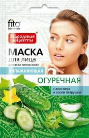 Fito Kosmetik Face Mask 25ml Moisturizing With Cucumber