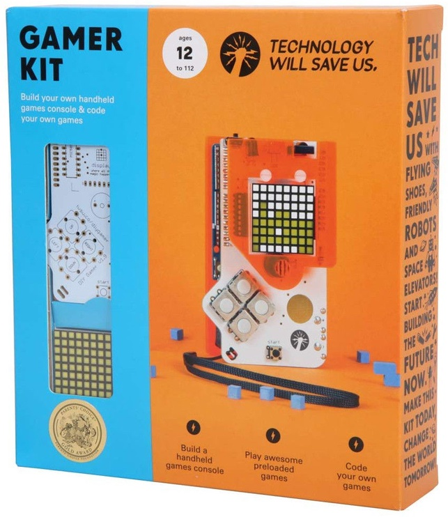 Technology Will Save Us Gamer Kit 0162