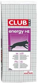 Royal Canin Club Pro Energy High Energy Kibble 20kg