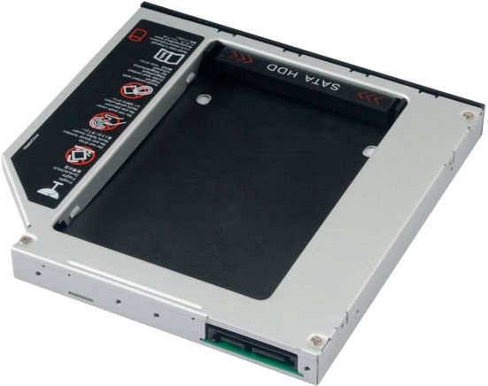 Akasa HDD/SSD Installation Frame SATA 12.5mm