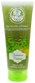 Jeanne en Provence Exfoliating Shower Gel 200ml Verveine Cedrat