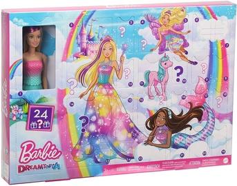Кукла Mattel Barbie Dreamtopia Advent Calendar GJB72