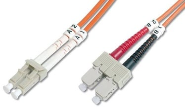 Digitus Fiber Optic Patch Cord LC / SC 3m