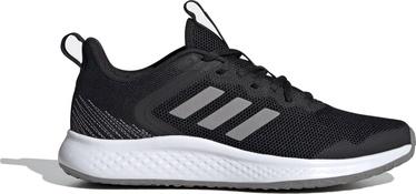 Женские кроссовки Adidas Fluidstreet, черный, 38