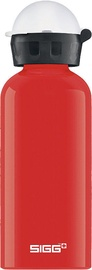 Sigg Kids Water Bottle Tomato Red 400ml