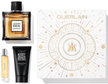 Набор для мужчин Guerlain L´Homme Ideal 3pcs Set 185 ml EDT