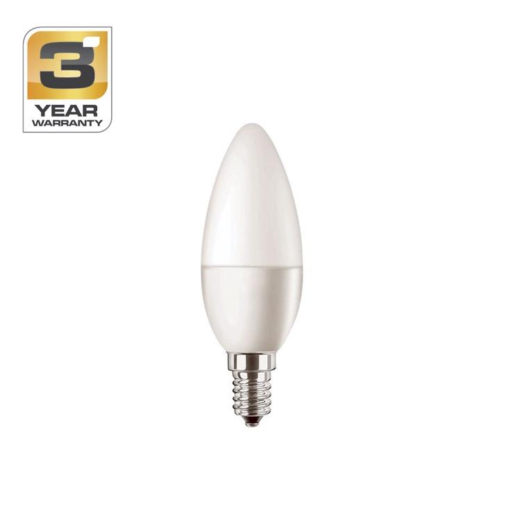 SPULDZE LED B35 4.3W E14 WW CL ND 470L