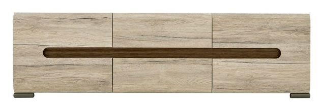 Black Red White Modular System Azteca San Remo Oak