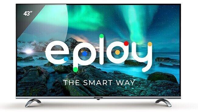 Televizorius AllView 43ePlay6100-F