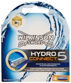 Wilkinson Sword Hydro5 Connect Razor Blade 4pcs