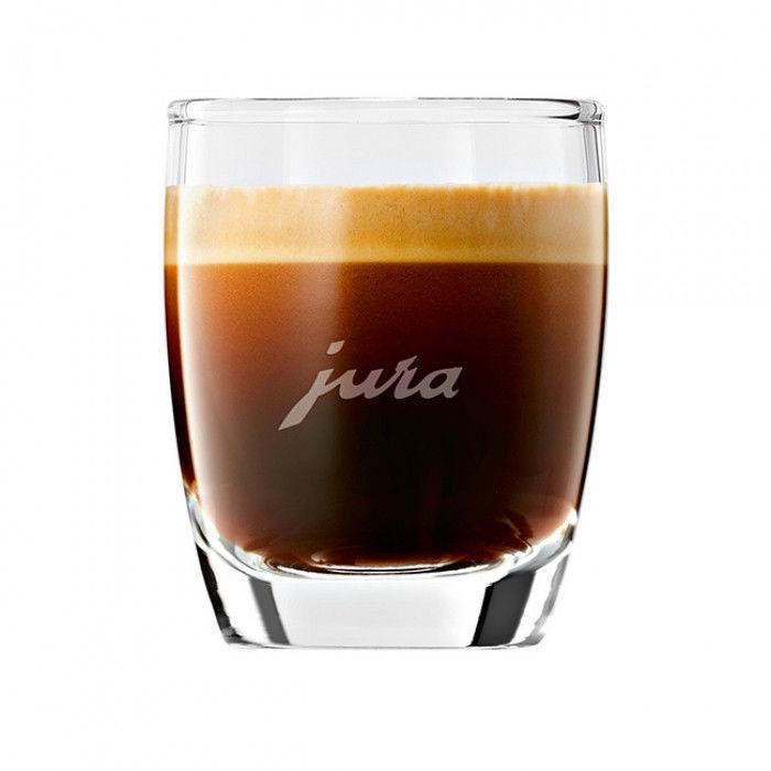 Jura Espresso Glasses 2pcs