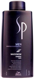 Wella SP Men Maxximum Shampoo 1000ml