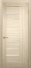 Durvju vērtne Omic Felicia 80x200cm, PVC, balināts ozols