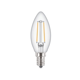 SPULDZE LED FIL B35 3W E14 WW CL ND 250L (STANDART)