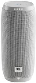 Belaidė kolonėlė JBL Link 20 Series Bluetooth Speaker White