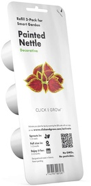 Click & Grow Smart Home Painted Nettle Plant Refill 3-Pack