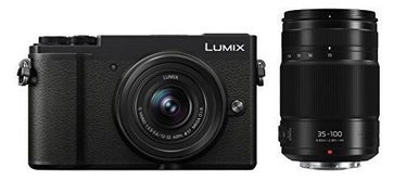 Panasonic LUMIX DC-GX9WE + 12-32mm + 35-100mm