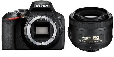 Nikon D3500 + AF-S 35mm F1.8 DX