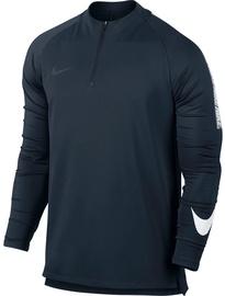 Nike Sweatshirt Drill Squad 859197 454 Navy M