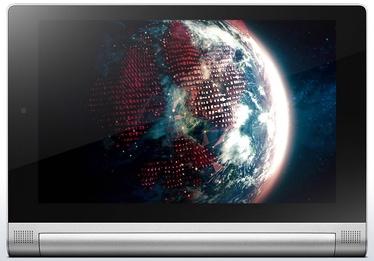 Planšetinis kompiuteris Lenovo Yoga Tablet 2 8 Wi-Fi 16GB Platinum