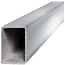 Труба Aluminium Rectangular Pipe 30x20mm 1m