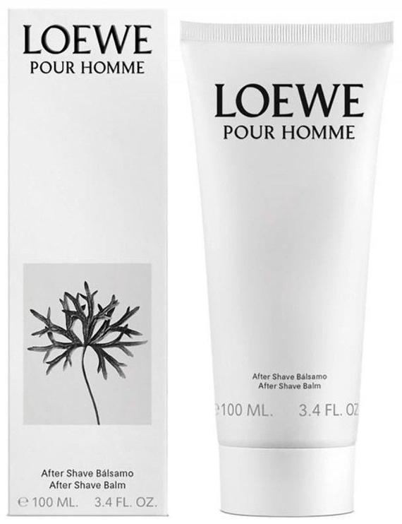 Pēcskūšanās balzams Loewe Pour Homme White, 100 ml