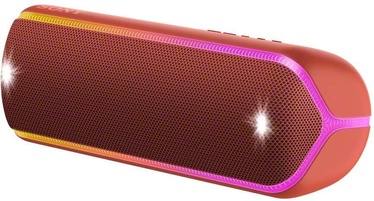 Sony XB32 Extra Bass Portable Bluetooth Speaker Red