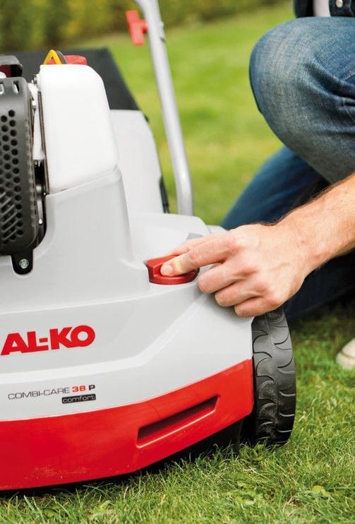 AL-KO 38 P Comfort Combi Care Aerator