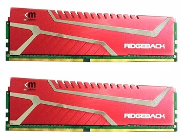 Mushkin Enhanced Redline RidgeBack 16GB 3600Mhz CL18 DDR4 Kit Of 2 MRB4U360JNNM8GX2