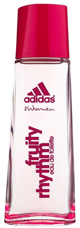 Набор для женщин Adidas Fruity Rhythm 75 ml EDT + 250 ml Shower Gel