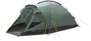 Palapinė Outwell Cloud 4 Two room Dome Tent Green