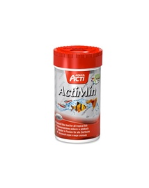 Žuvų pašaras Aquael ActiMin, 1 l