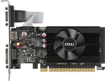 MSI GeForce GT 710 1GB GDDR3 LP GT7101GD3LP