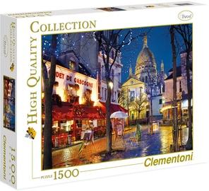 Puzle Clementoni Paris Montmartre 31999, 1500 gab.