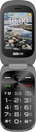 Мобильный телефон Maxcom MM825, черный/серый